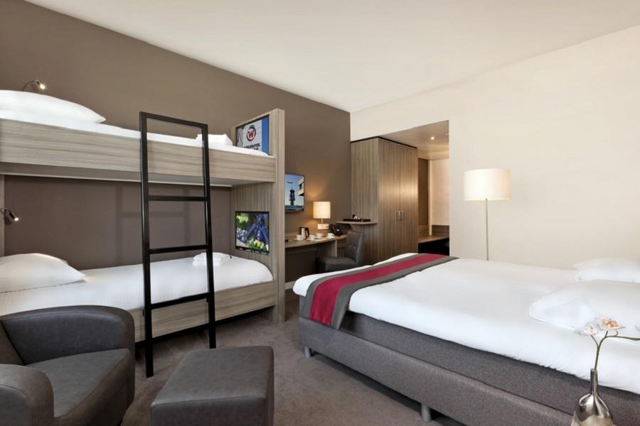 Hotels | Familiekamer